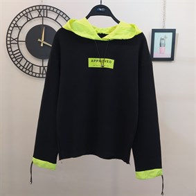 Approved Yeşil Neon Sweat
